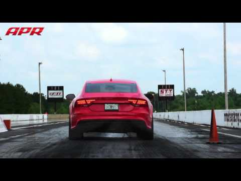 2014 Audi RS7 – 10-Second Quarter-Mile