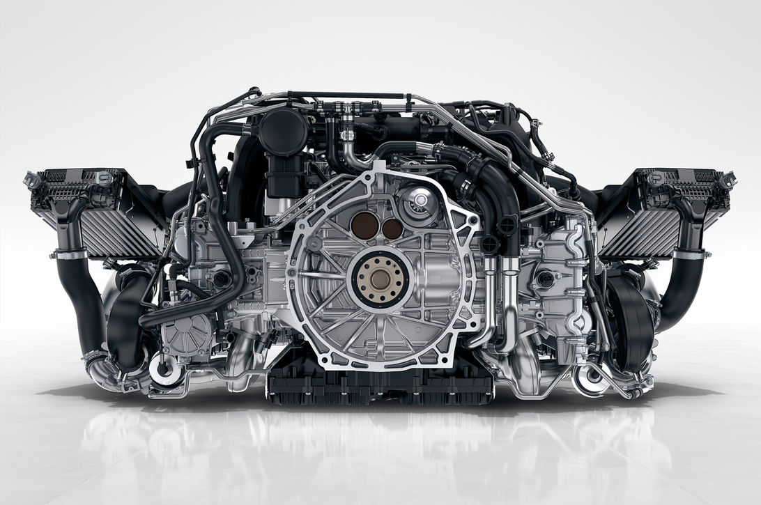 2017-Porsche-911-Carrera-twin-turbo-engine-2