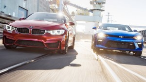 Head-to-Head 2015 BMW M4 vs. 2016 Chevrolet Camaro SS