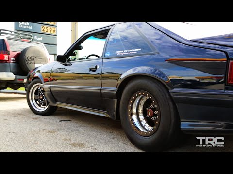 Street and Strip - SRT Viper vs. Foxbody Mustang