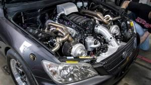 TT 5.3 LS Powered Lexus Goes 8.76 01