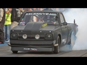 Twin Turbo Chevy S10 - No Prep Mayhem