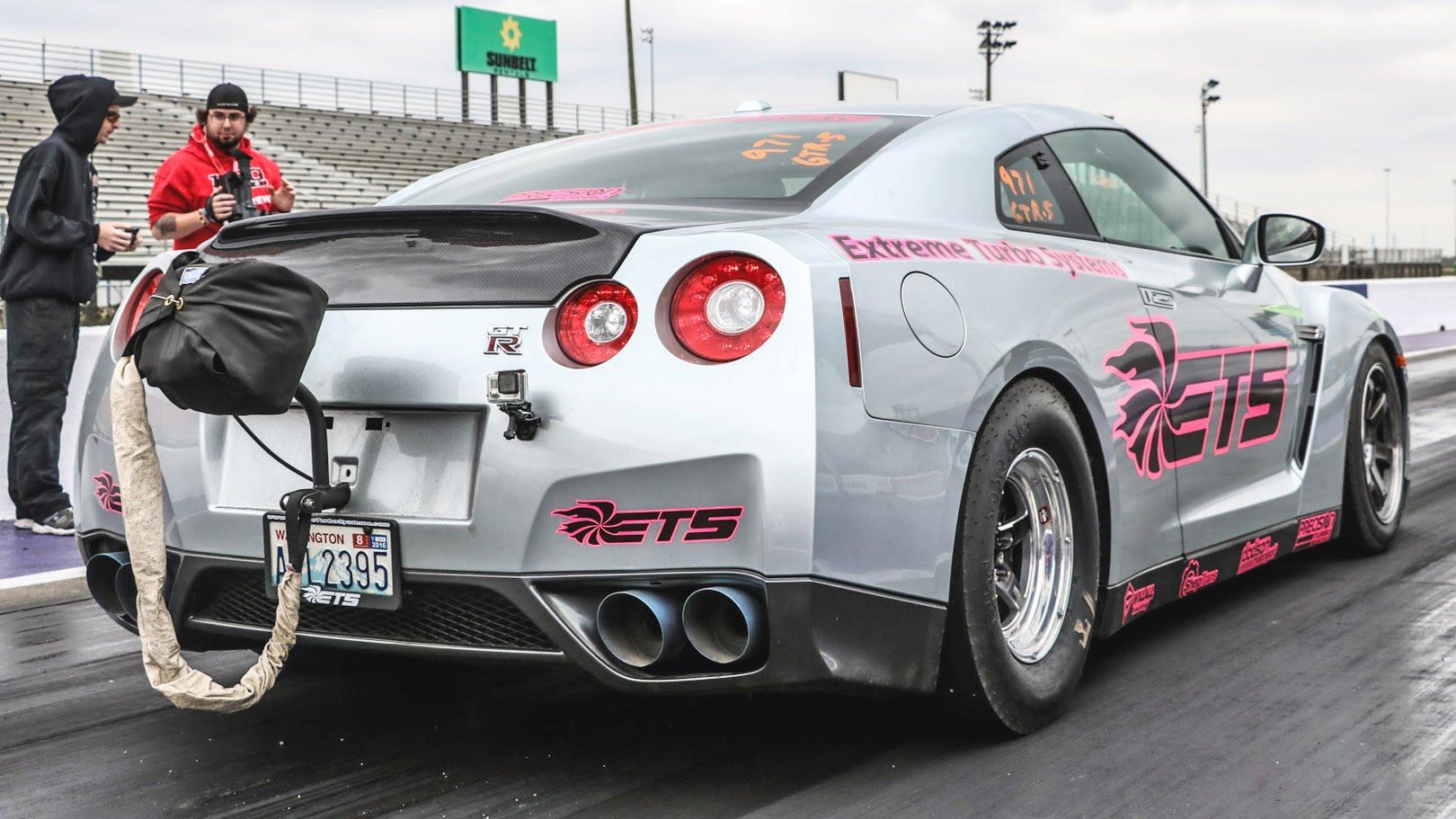 U.S. GT-R Quarter-Mile Record Falls