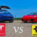 tesla-model-x-vs-ferrari-f430