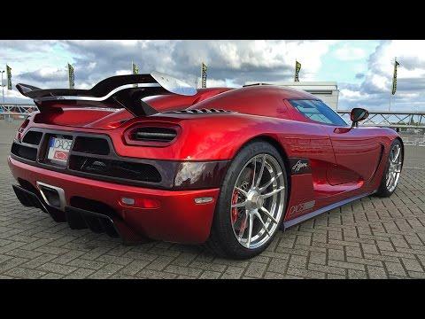 1400HP Koenigsegg Agera R Unloosed