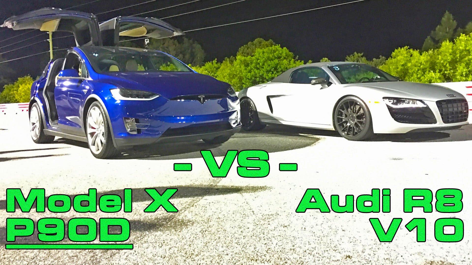 Tesla-Model-X-vs-Audi-R8-V10