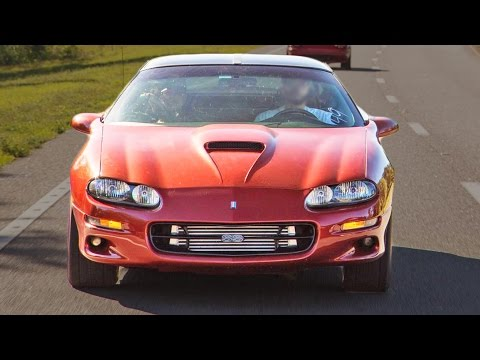 Turbo Z28 Street and Strip Racing