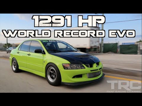 1291HP Street Sleeper Sedan - Dyno and Test Drive