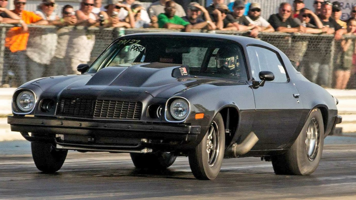 3000HP Second-Gen Camaro Street Car