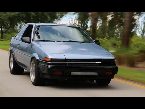 880HP Turbo Toyota Corolla Trueno