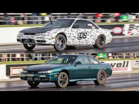 Exactly The Same Just Different Nissan 240sxs