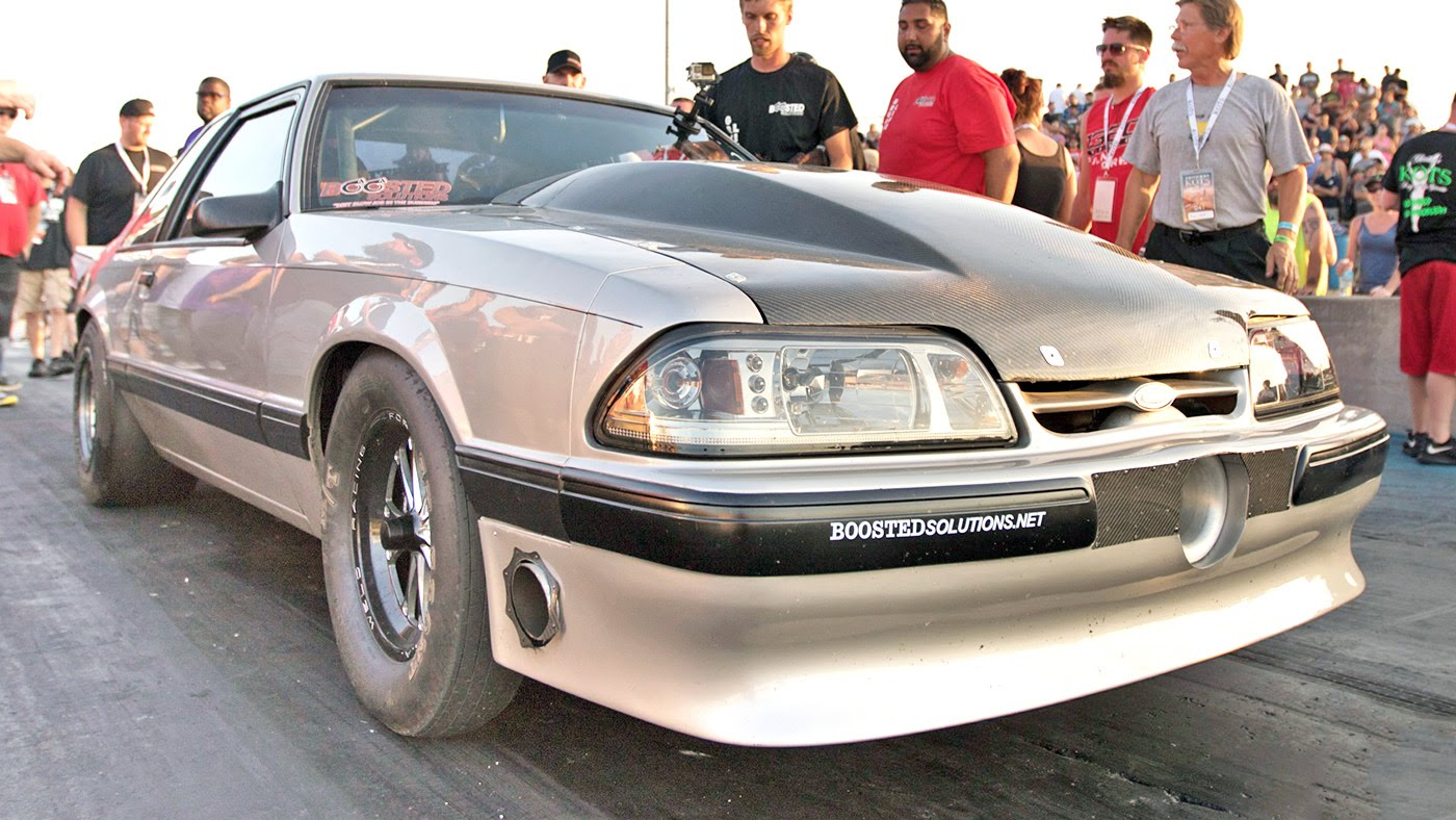 No Prep Gangster - Fox Body Mustang