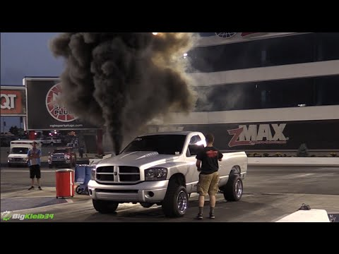 1800HP 4WD Dodge Pickup