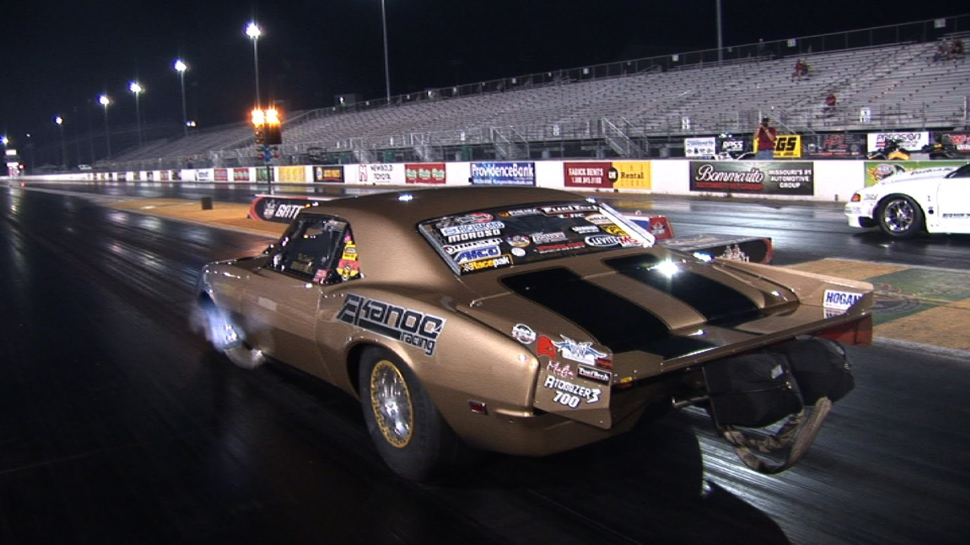 Classic Camaro Posts New WR for Eighth-Mile