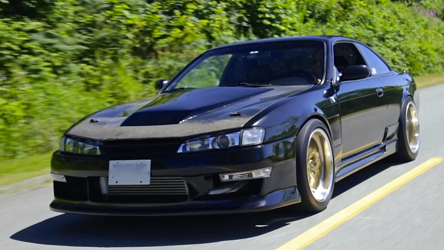 Mongoose - 680WHP Nissan 240SX