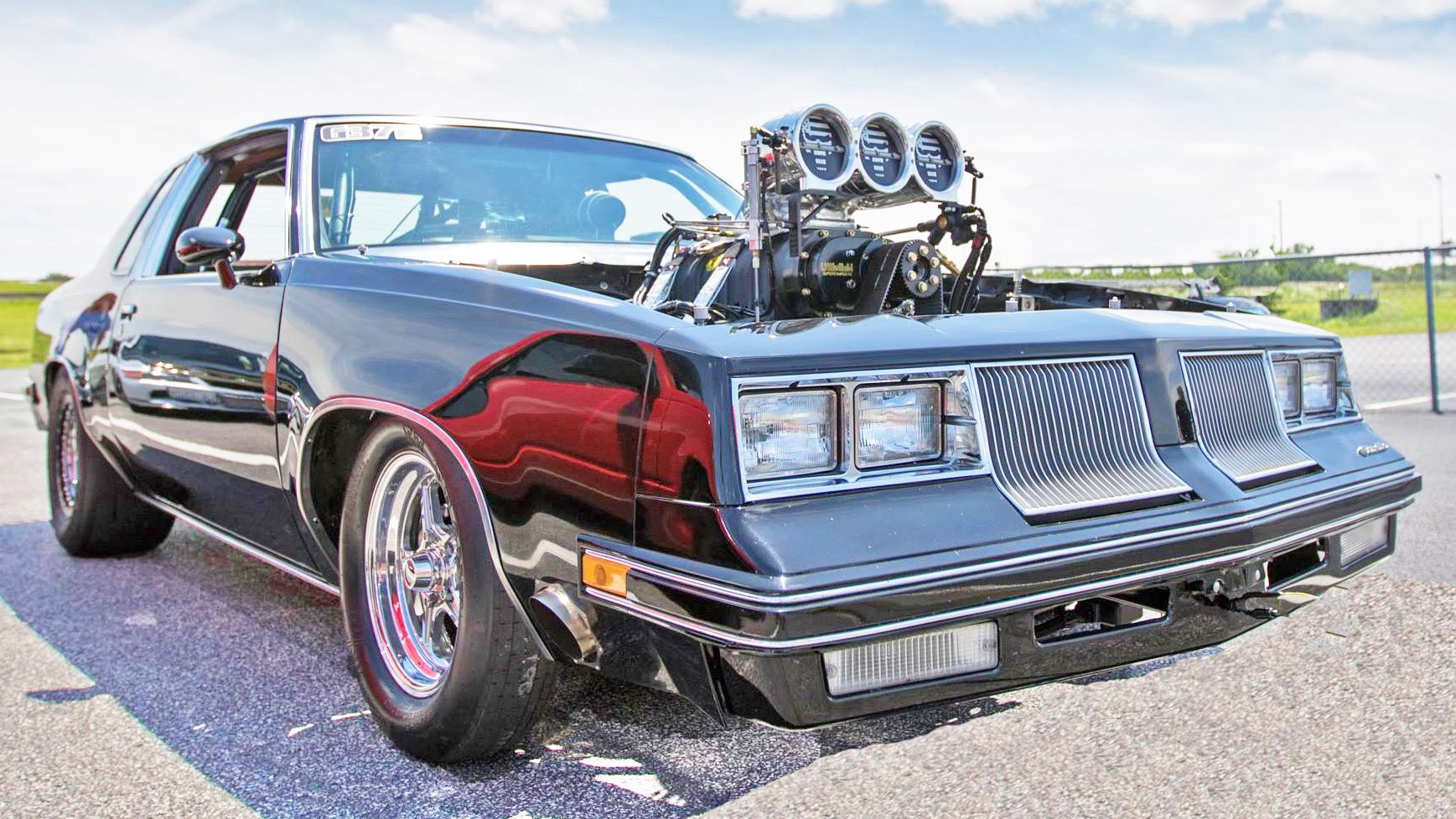 Nasty 1650HP Blown Cutlass