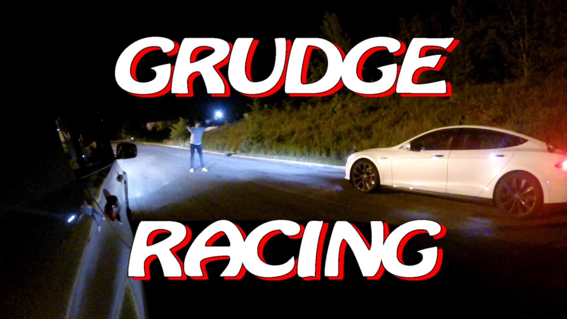 Street Grudge Match - Ludicrous Tesla vs. Vette Z06
