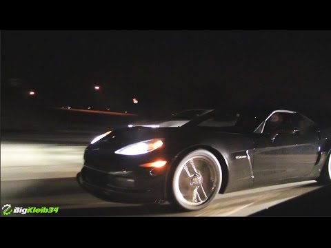 Street Racing Z06 Vs Porsche 911 And More Dragtimes