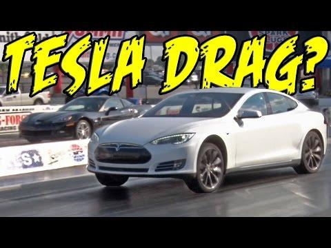 Tesla Dominates Quarter-Mile Street Class
