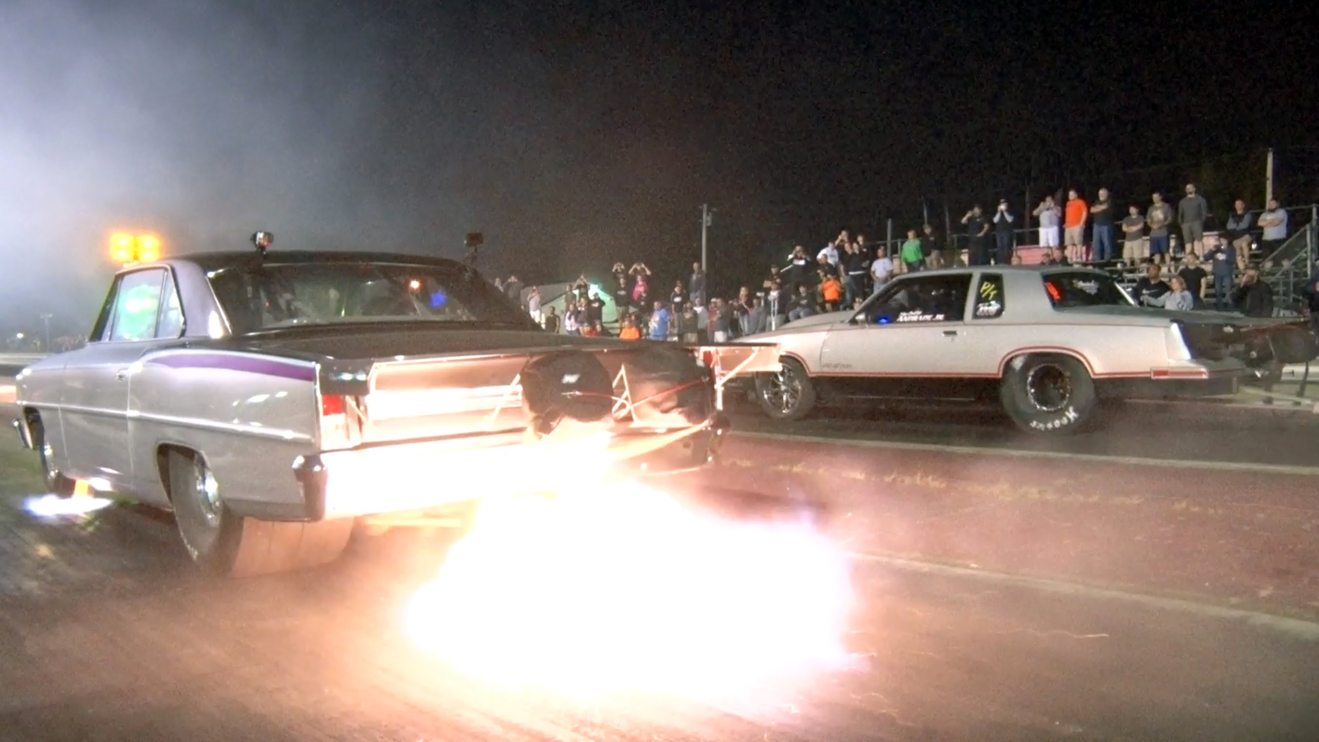 Thunderous TT Chevy II Runs 7-Second Quarter-Mile