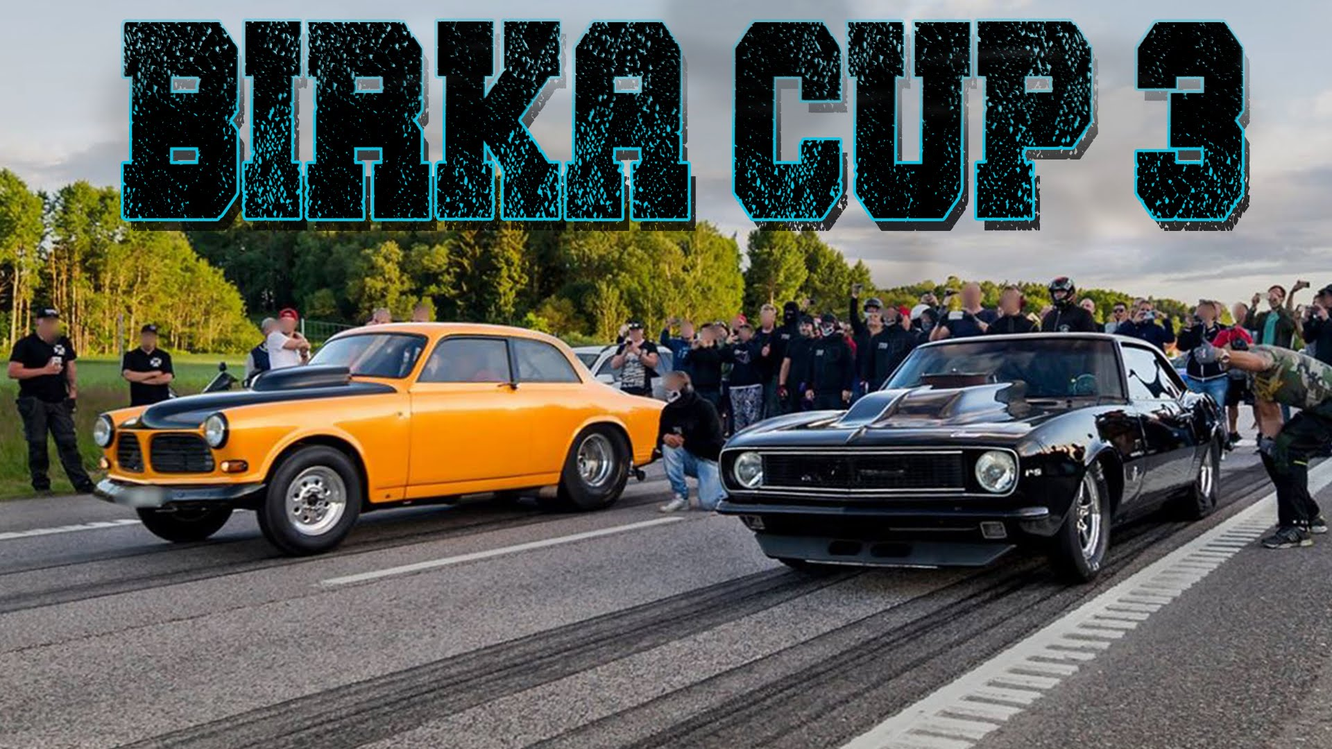 Birka Cup STREET RACE - Swedish CASH DAYS! 01