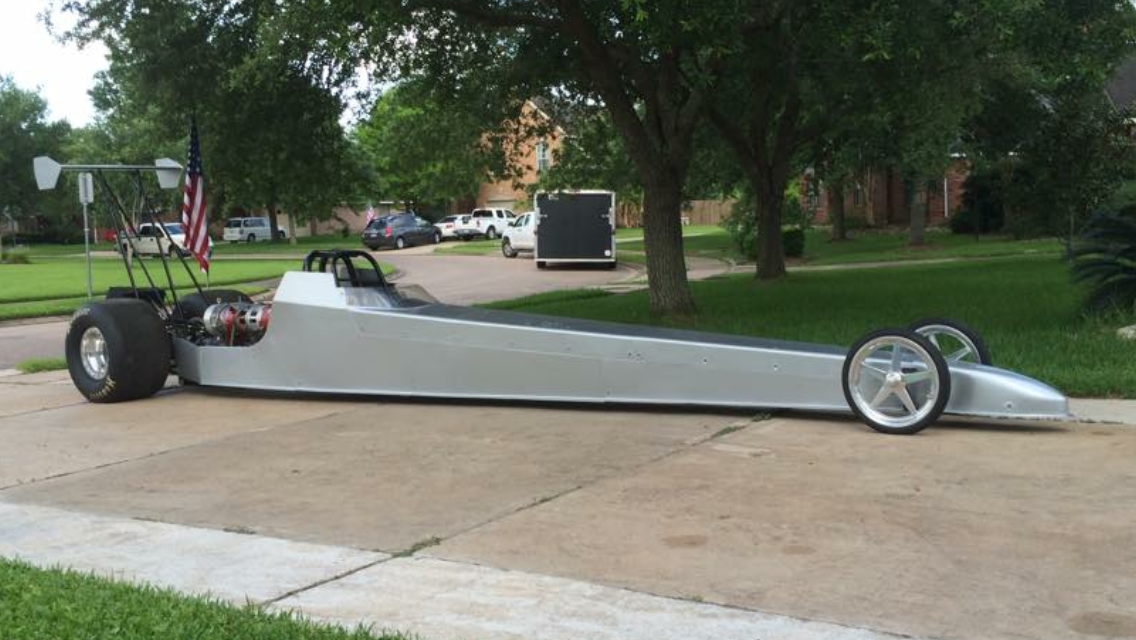 Full Electric Dragster Posts 7.24-Second Quarter-Mile    01