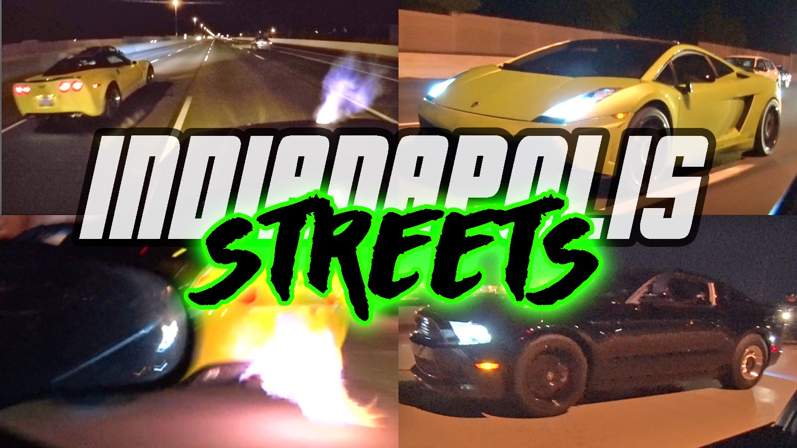 Indy Nights - Street Racing Superheroes