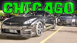 Chi-Town Heat - Roll Racing on the Street