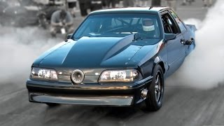 Fast Track Fox Body – 7-Second Quarter-Mile