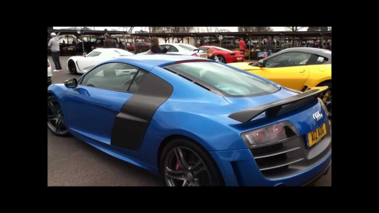 Audi R V Vs Audi R V Plus DragTimescom Drag Racing Fast - Audi r8 quarter mile