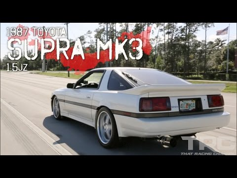 1600HP MK3 Supra – Taking it to the Streets
