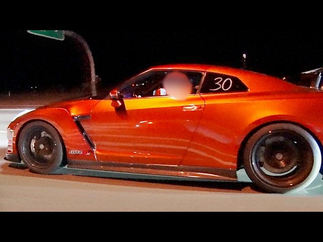 Huracan vs. GT-R – Street Rolls