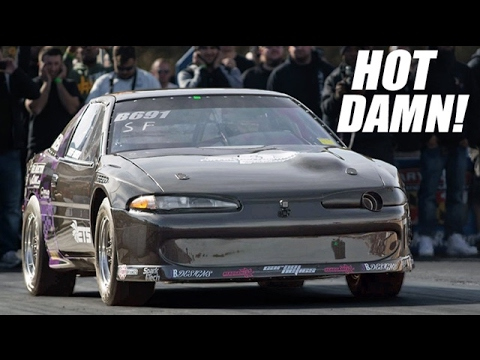 World's Fastest Quarter-Mile Mitsubishi