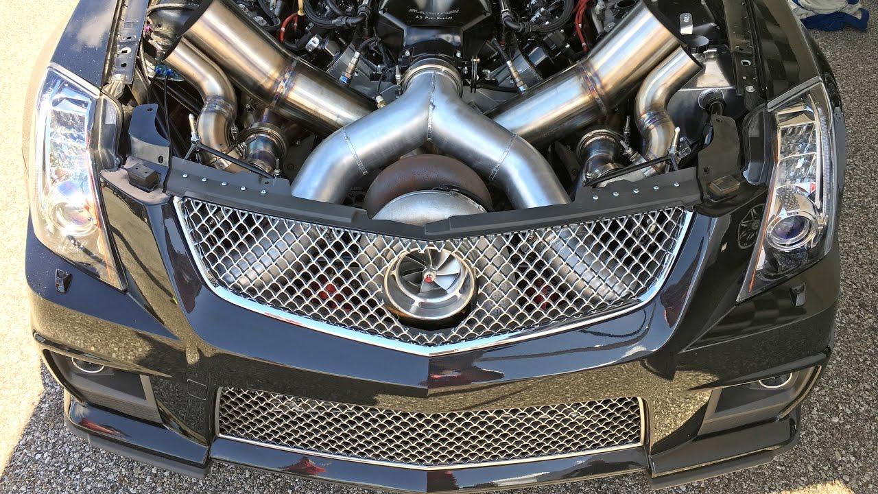 World's Fastest Cadillac