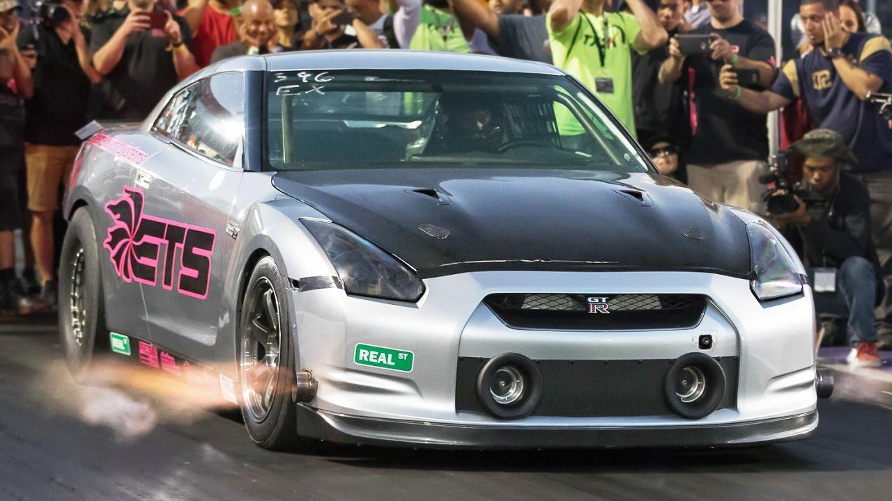 Tutorial – Drive a 2,500HP Nissan GT-R