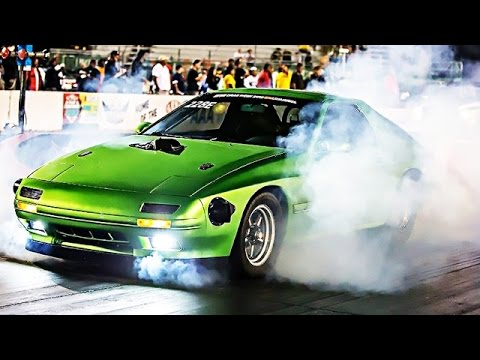 2200HP TT Big Block Mazda RX7