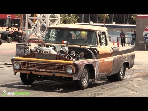 Check Out This Beat Up Chevy Pickup Thing Looks Like It Drove Through The Ugly Forest And Hit Every Tree Work Truck Is So That Could