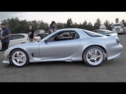 NOT a Rotary RX-7 – Street Hits