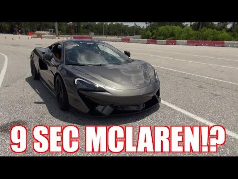 POV – 9-Second McLaren 570S