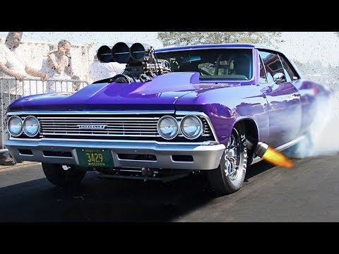 Chi-town Heat – 2300HP 1966 Chevelle