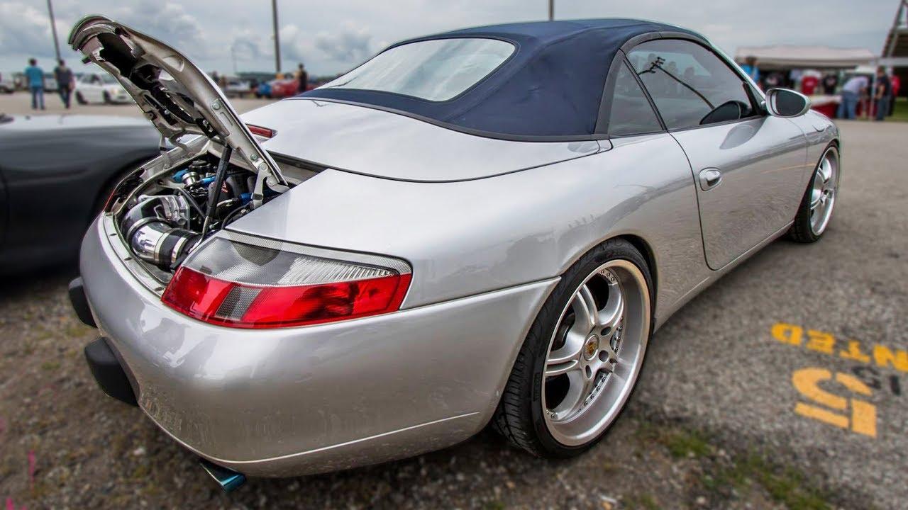 Nitrous Injected 6.0-liter Porsche