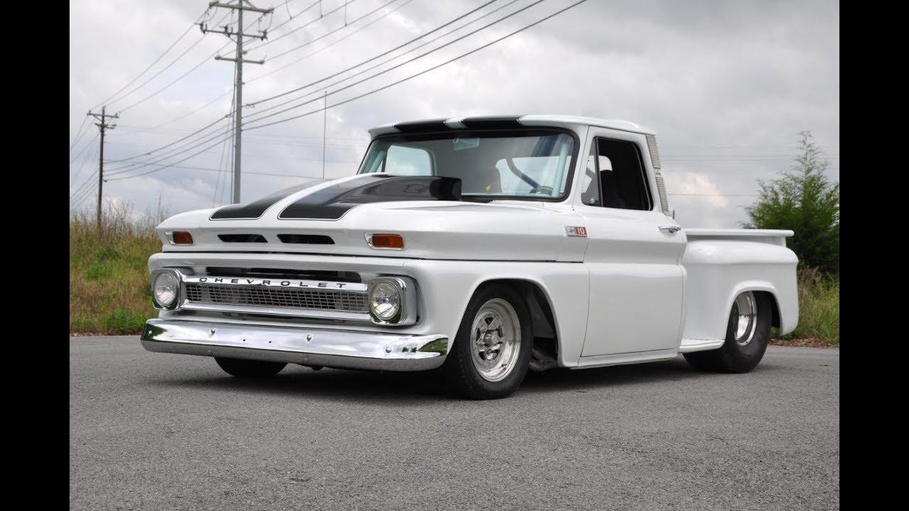 2.000HP 1965 Chevrolet C10 Pickup