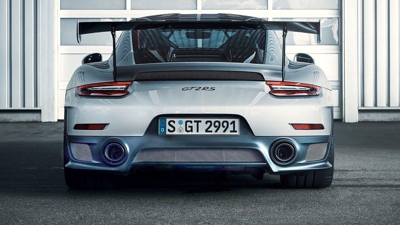 700HP 2018 Porsche 911 GT2 RS – Track Testing