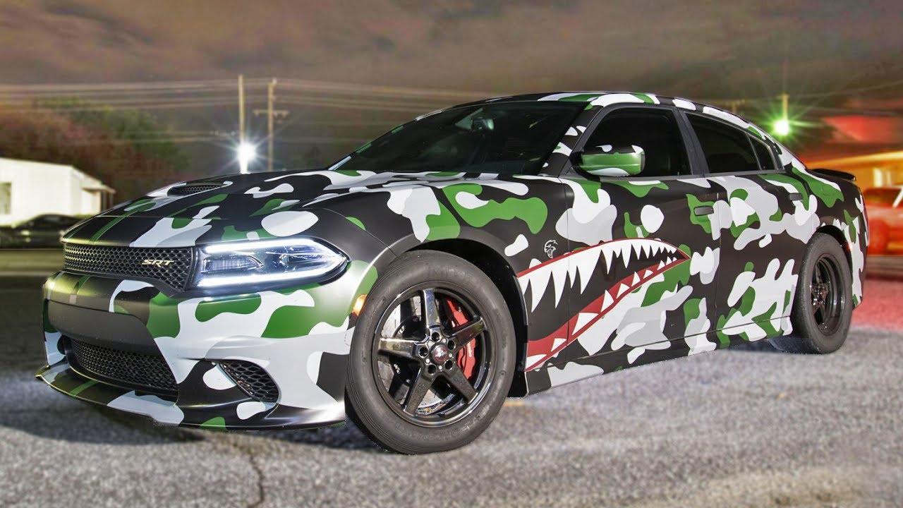 Crazy 900HP Hellcat – Street Rolls