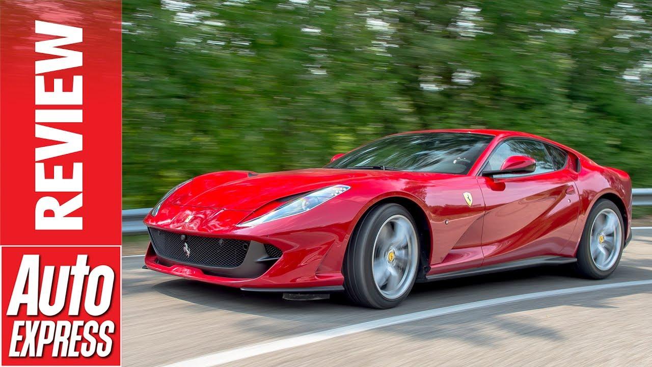 Ferrari 812 Superfast – Track Testing