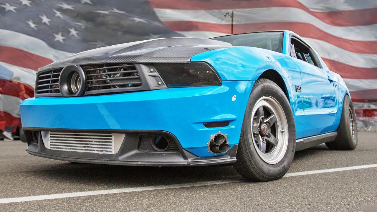 Track Rolls & Digs – 1,400HP Turbo Mustang
