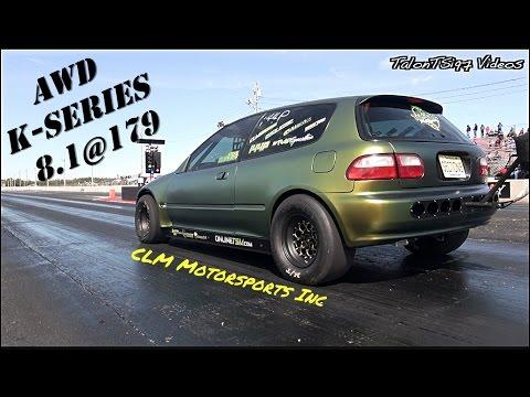 World Record K-Series Civic