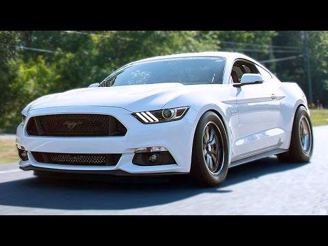 HP TT Street Mustangs DragTimescom Drag Racing Fast Cars - Street cars