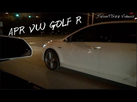 Street Digs – APR VW Golf R Slaughters