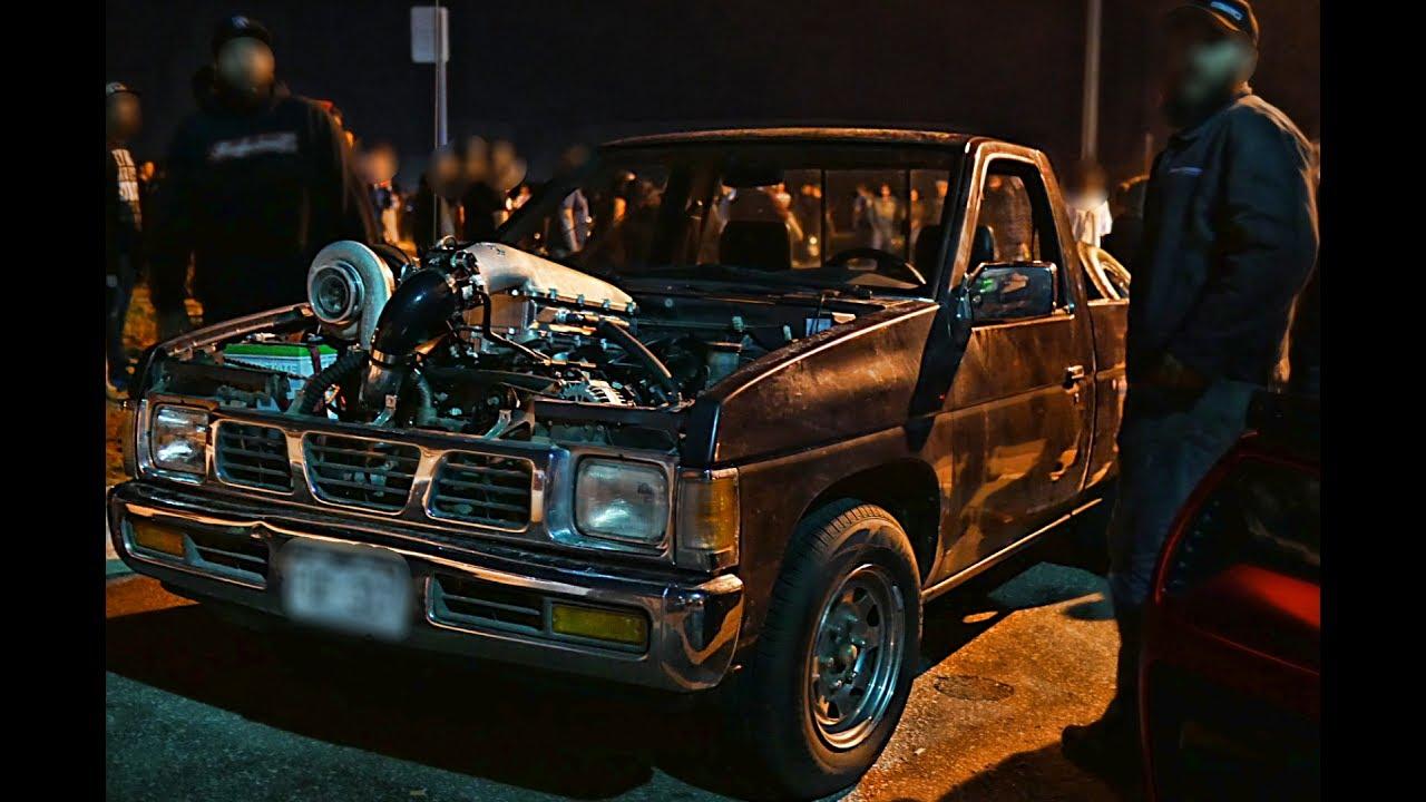 Turbo LS Nissan Hardbody – Street Racing | DragTimes.com ...